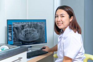 digital x ray in dentistry