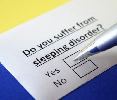 sleep disorders test