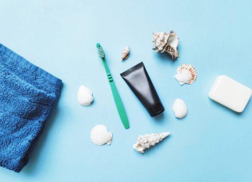 dental hygiene supplies