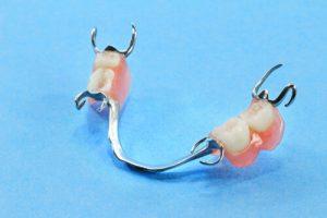 partial dentures problems