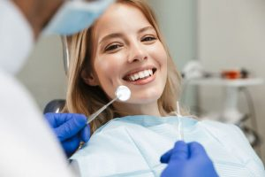 dental procedure for tooth infection